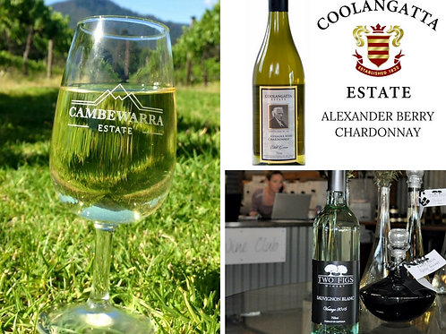 White Wine and Sparkling Mixed Half Case - Best of the South Coast NSW