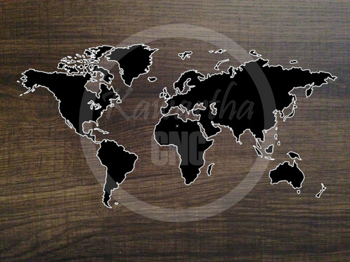 World map dxf file gumiabroncs Gallery