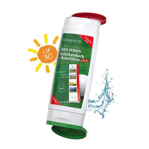 Sonnenmilch+Duschgel 2x50ML Duopack