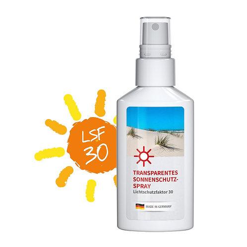 Transparentes Sonnenschutz-Spray LSF 30-50ML