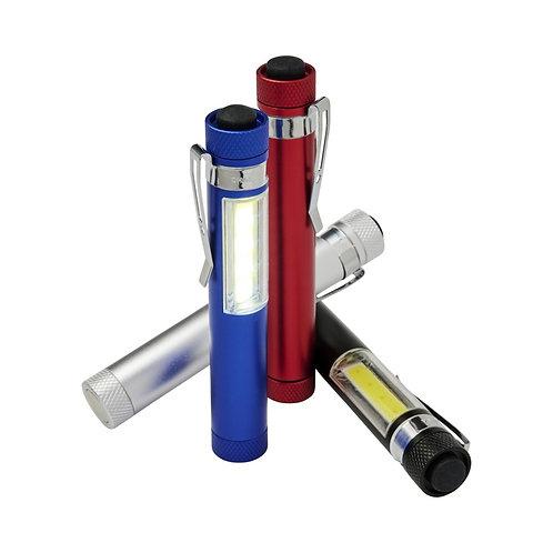 Stix COB-Taschenlampe mit Clip und Magnetfuss