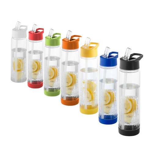 Tutti frutti 740 ml Tritan™ Trinkflasche mit Fruchtsieb