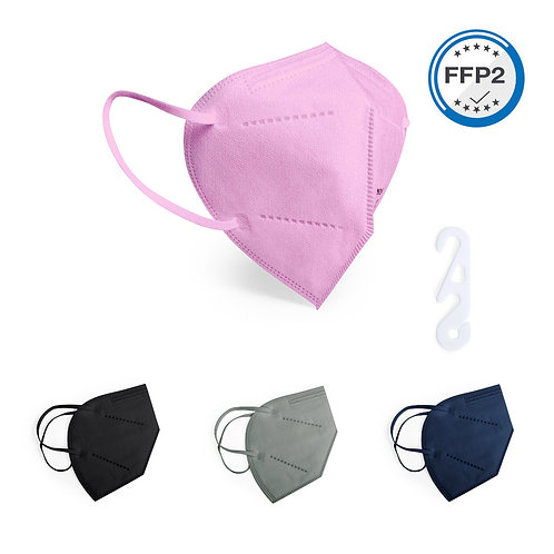 Selbstfilternde Maske FFP2 Farbe Tensil
