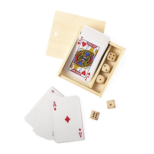 Spiel Set Pelkat