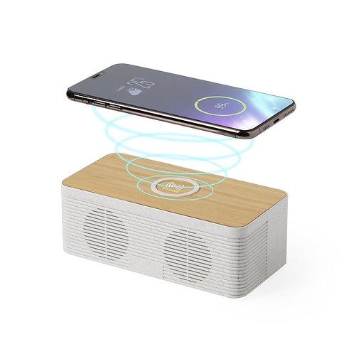 Wirless Ladegerät und Lautsprecher Trecam