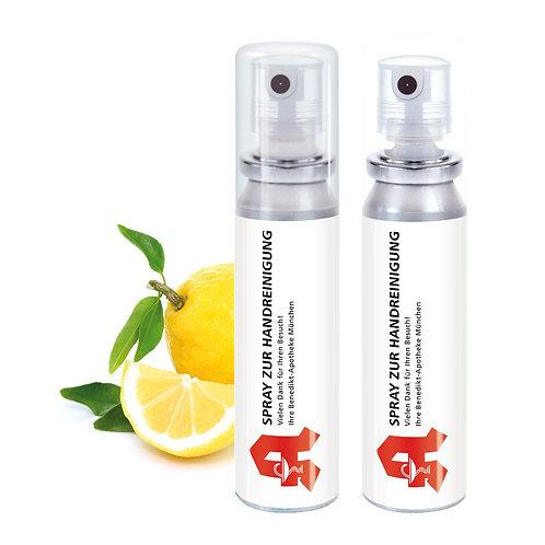 Handreinigungsspray Antibakteriell (20 ml)