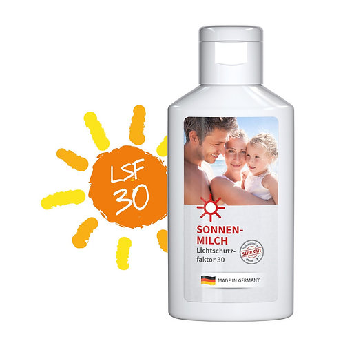 Sonnenmilch LSF 30-50ML