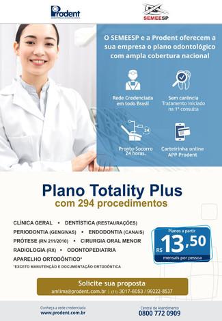 SEMEESP firma parceria com a Prodent Assistência Odontológica