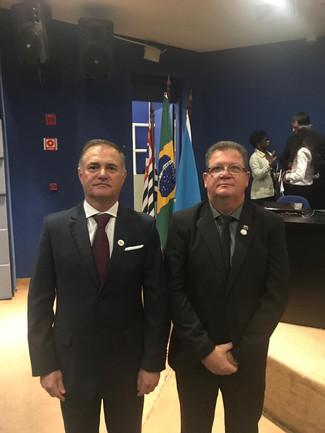 SEMEESP presente no Curso de Aperfeiçoamento em Segurança Privada promovido pela Polícia Federal