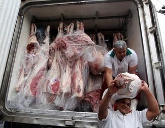 Carne bovina e até boi vivo já são uns dos produtos mais visados por criminosos