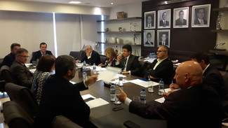 Conselho Gestor da Fenavist volta a se reunir em Brasília