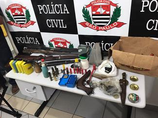 Polícia Civil prende terceiro suspeito de integrar quadrilha de furto de cargas em Cordeirópolis