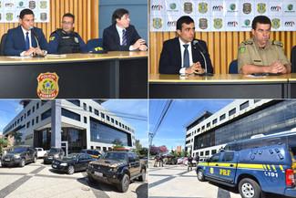 Operação Hicsos: MP oferece três denúncias contra 37 envolvidos em roubos a carga no Estado de Goiás