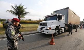 Brasil registrou 22 mil roubos de carga em 2018