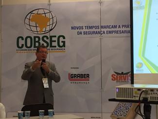 COBSEG - II Congresso Brasileiro de Segurança