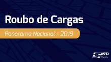 Roubo de Cargas em 2019