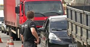 Operação pra combater roubo de carga no Alto Tietê tem um preso