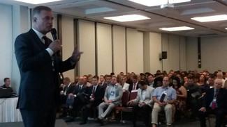 Escolta Armada presente em Congresso sobre o roubo e furto de veículos e cargas
