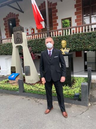 CEBRASSE entrevista Sr. Iuga - Setor de logística cresce e tem boas perspectivas a Segurança Privada