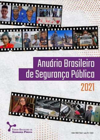 Anuário Brasileiro da Segurança Pública 2021