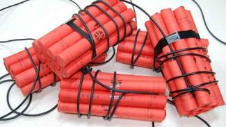 Projeto em análise na Câmara prevê escolta armada para o transporte de explosivos no Brasil