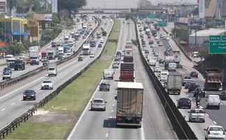 Roubos de carga de caminhão explodem e batem novo recorde em SP