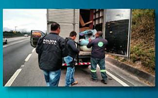 Polícia Civil realiza operação de combate ao roubo de cargas no Alto Tietê SP