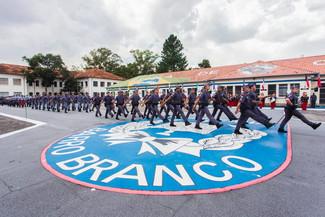 Sindicato presente na posse do novo Comandante Geral da Polícia Militar