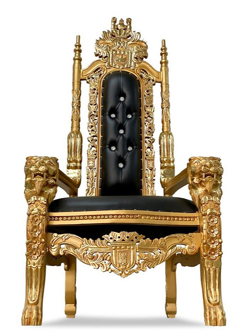Rent This Throne Chair for $310 (Includes Delivery Fees & $400 Towards Deposit)