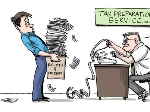 Talona Moore - 2018 Tax Preparation and Vouchers
