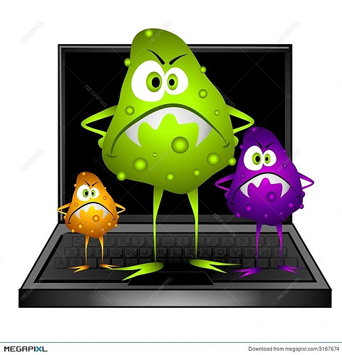 Computer Virus Removal