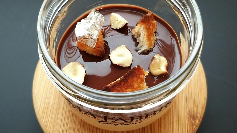 Cours pâtisserie (Thème: Poire - coco - chocolat - caramel)