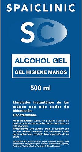 ALCOHOL GEL 500ML