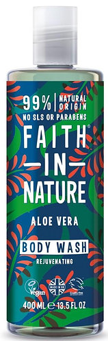 Faith in Nature - Gel Baño Aloe