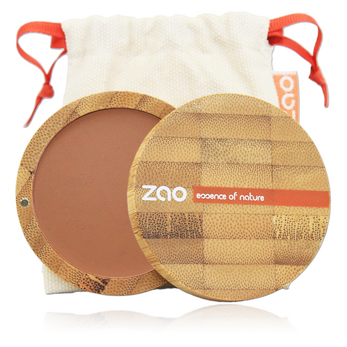 ZAO Colorete Compact 324 - Rouge brique