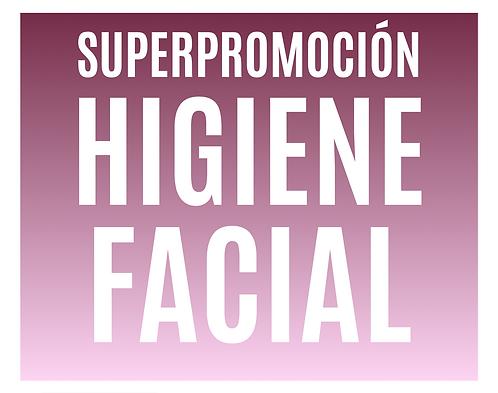 Superpromo Higiene Facial
