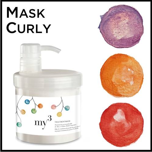 MASK CURLY