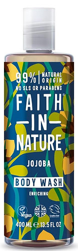 Faith in Nature - Gel de Baño Jojoba