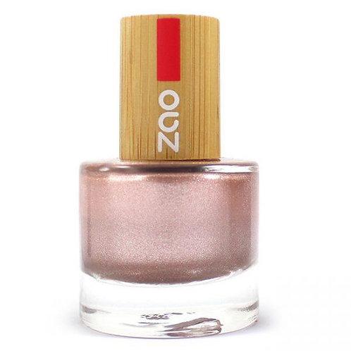 ZAO Esmalte de uñas 658 Champagne Rosé