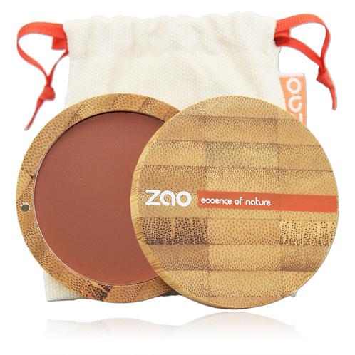 ZAO Colorete Compacto 321 - Brun Orange