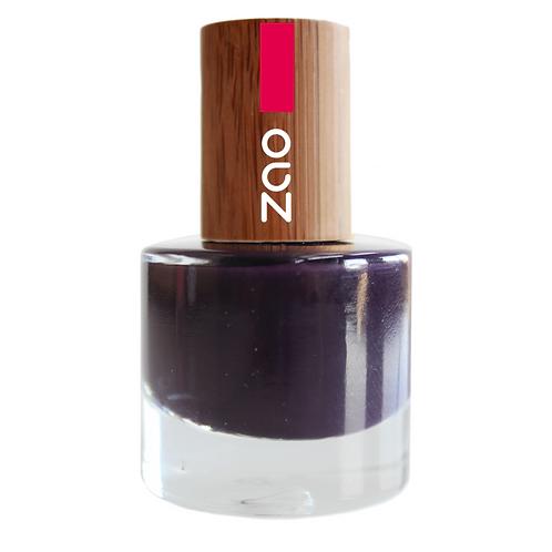 ZAO Esmalte de uñas 651 Prune