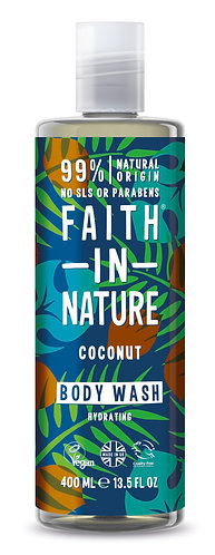 Faith in Nature - Gel Baño Coco