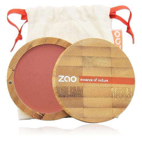 ZAO Colorete Compacto 322 - Brun Rose