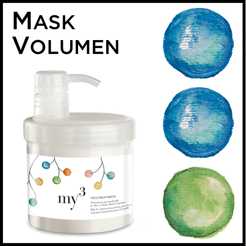 MASK VOLUMEN