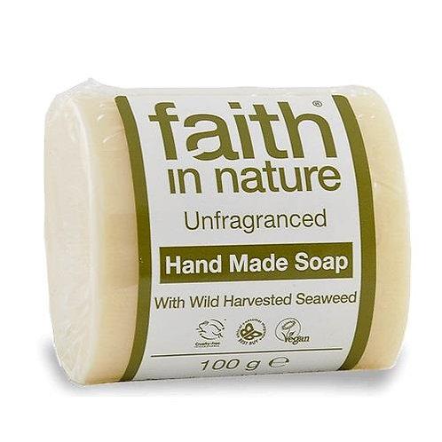 Faith in Nature - Pastilla Jabón de Algas