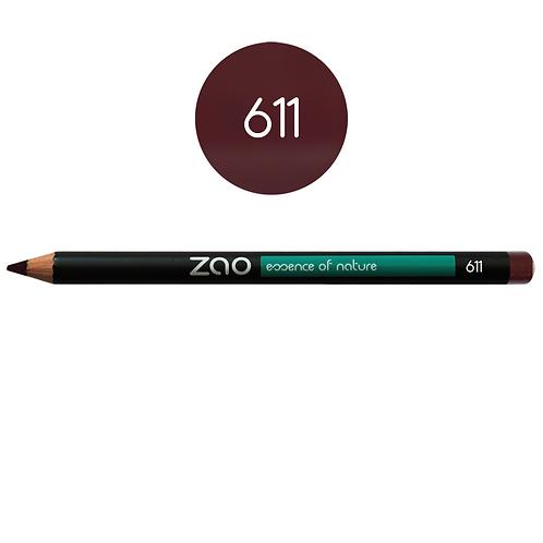 ZAO Lápiz 611 Multifunción - Pourpre