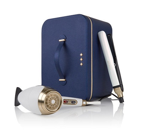 GHD Deluxe Gift Set wish upon a star: Platinum + Helios