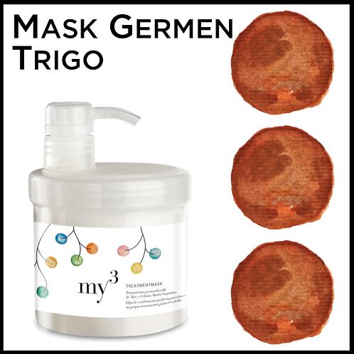 MASK ACEITE GERMEN TRIGO