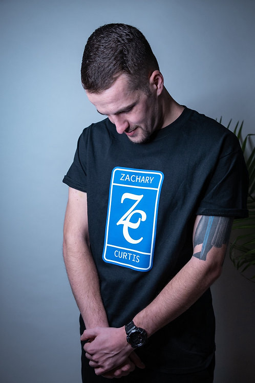 ZC Rolls Big Blue Tee