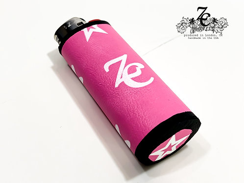 "ZC ""SAUCE PINK"" (SPLC18) LIGHTER CASE"